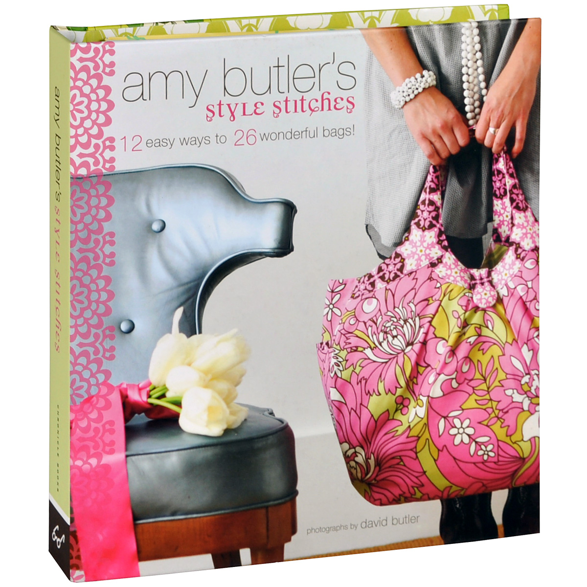 Amy Butler's Style Stitches: 12 Easy Ways to 26 Wonderful Bags! violet ugrat ways to heaven colonization of mars i