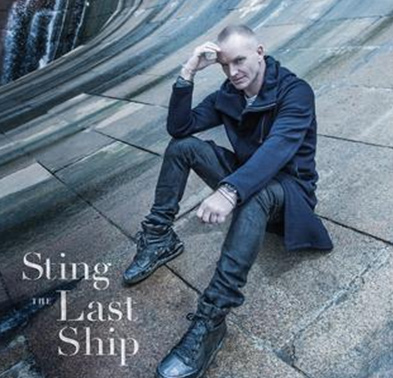 Sting. The Last Ship. Deluxe (2 CD)