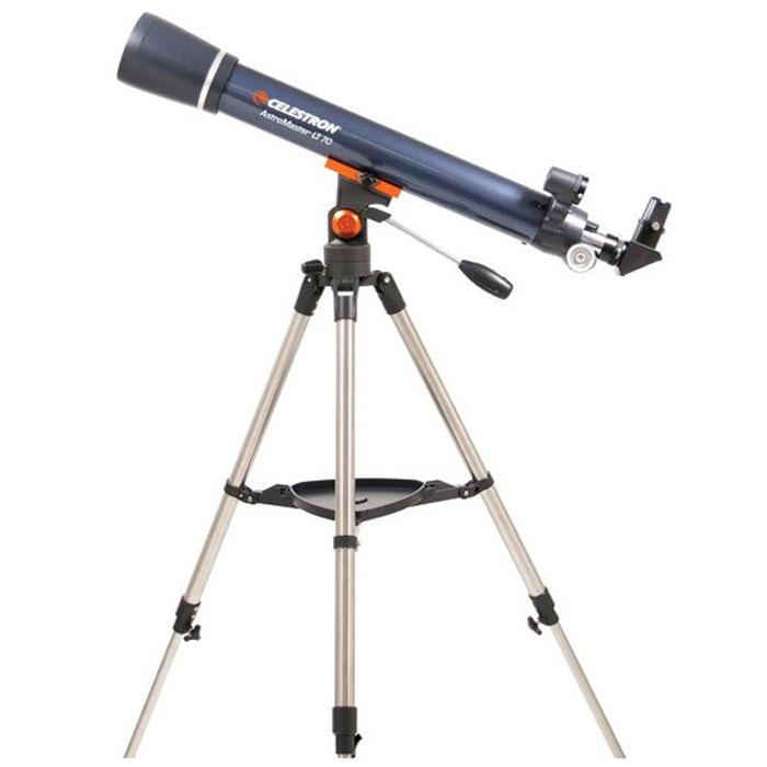 Celestron AstroMaster 70 AZ телескоп-рефрактор телескоп celestron astromaster 70 az