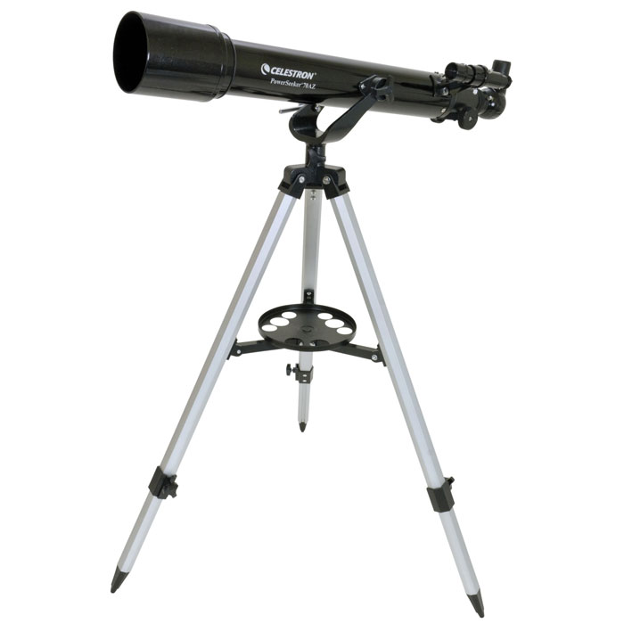 Celestron PowerSeeker 70 AZ телескоп-рефрактор - Телескопы