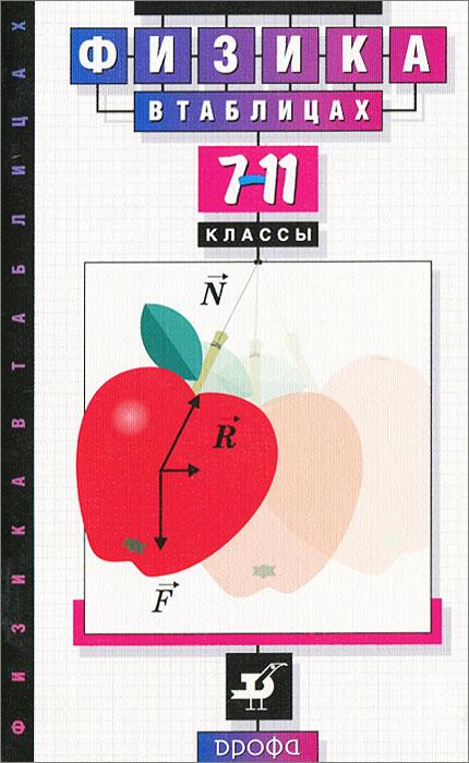 В. А. Орлов Физика в таблицах. 7-11 классы орлов в а физика в таблицах 7–11 классы справочное пособие