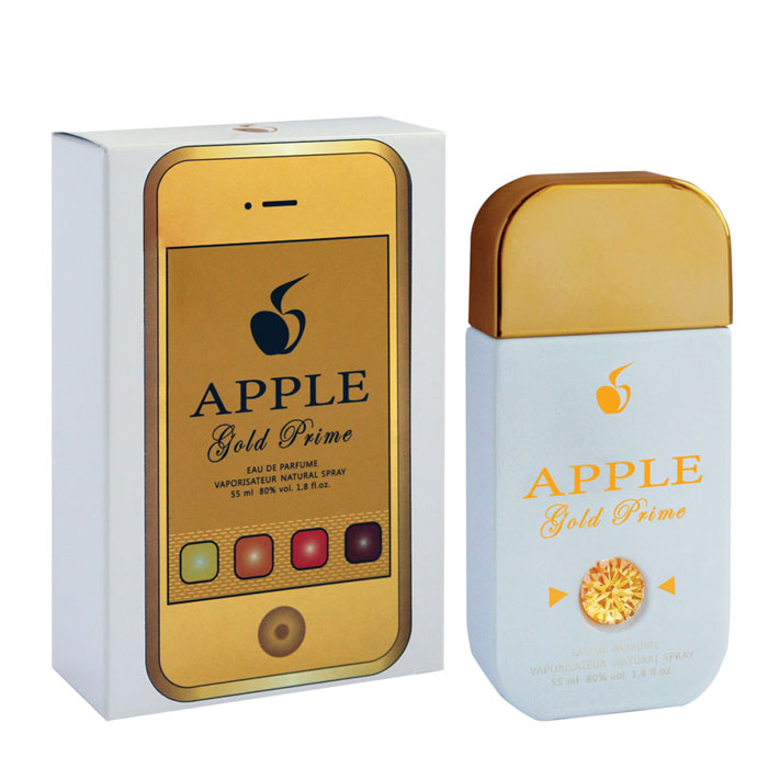 Apple Parfums Парфюмерная вода женская Gold Prime, 55 мл41890Элегантный, совершенный даже в мелочах образ требует много душевных затрат. Сегодня она великолепна, она празднично торжественна и величественно красива! Сегодня она принцесса. Все - одежда, украшения, аромат, работает на создание этого имиджа! Важно покорить сердца, важно нравиться! Поэтому аромат, пульсирующий на ее коже, звучит немного приглушенно. Тонко и изысканно. Мягко волнует переливами оттенков классического жасминно-розового букета в полутонах благородного сантала, с античным придыханием ладана. И пусть все думают, что она достала из сумочки симпатичный телефончик. Это ее тайна! Еще, еще несколько дыханий прекрасного аромата на уже горячую от волнения кожу! Но внешне спокойна, ведь она сегодня принцесса! Классификация аромата: цветочно-древесный.Пирамида аромата:Основные ноты: кедр, сандал, бергамот, роза, жасмин, фрезия, ладан, розовый перец. Характеристики:Объем: 55 мл. Производитель: Россия. Самый популярный вид парфюмерной продукции на сегодняшний день - парфюмерная вода. Это объясняется оптимальным балансом цены и качества - с одной стороны, достаточно высокая концентрация экстракта (10-20% при 90% спирте), с другой - более доступная, по сравнению с духами, цена. У многих фирм парфюмерная вода - самый высокий по концентрации экстракта вид товара, т.к. далеко не все производители считают нужным (или возможным) выпускать свои ароматы в виде духов. Как правило, парфюмерная вода всегда в спрее-пульверизаторе, что удобно для использования и транспортировки. Так что если духи по какой-либо причине приобрести нельзя, парфюмерная вода, безусловно, - самая лучшая им замена.Товар сертифицирован.Уважаемые клиенты! Обращаем ваше внимание на то, что упаковка может иметь несколько видов дизайна. Поставка осуществляется в зависимости от наличия на складе.