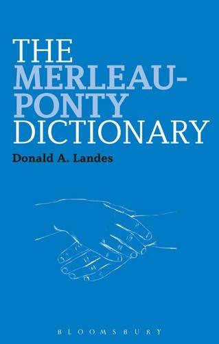The Merleau-Ponty Dictionary jean luc ponty live in concert