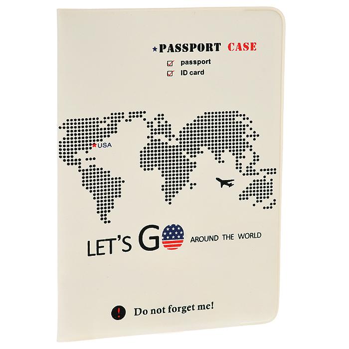 Обложка для паспорта Lets Go USA0401042Обложка для паспорта Lets Go USA не только поможет сохранить внешний вид ваших документов и защитит их от повреждений, но и станет стильным аксессуаром, идеально подходящим вашему образу. Яркая и оригинальная обложка подчеркнет вашу индивидуальность и изысканный вкус.Обложка для паспорта стильного дизайна может быть достойным и оригинальным подарком. Характеристики: Материал: ПВХ. Размер в сложенном виде: 9,5 см х 13 см. Изготовитель: Китай. Артикул: 0401042.