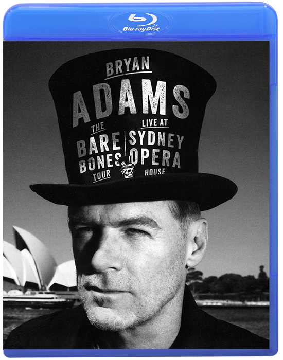 Bryan Adams: Live At Sydney Opera House (Blu-ray) europe live at shepherd s bush london blu ray