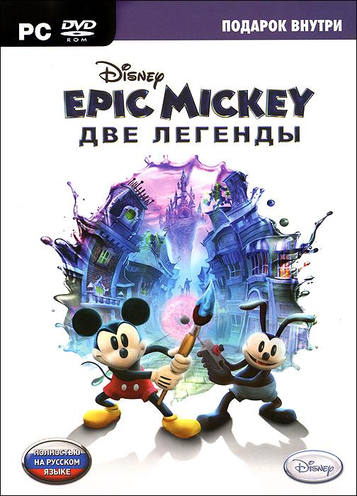 Epic Mickey. Две легенды (DVD-BOX) tjm120711 terminal junction modules ser 1 term junction md s mr li
