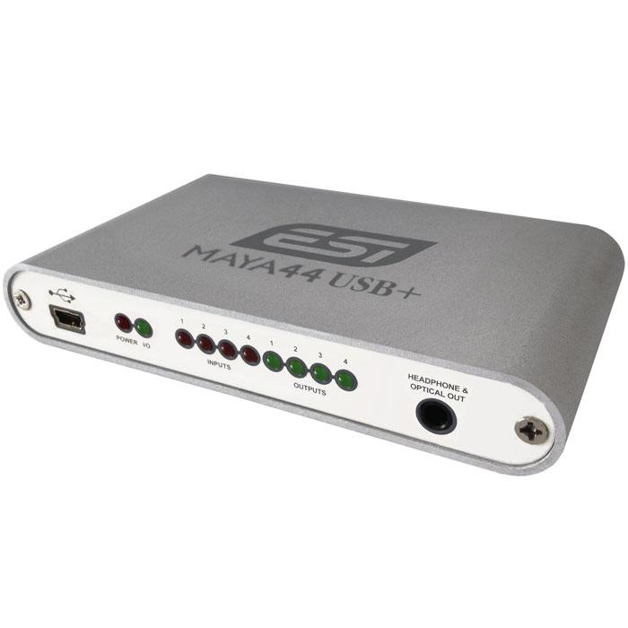 ESI MAYA44 USB+ звуковая карта - Студийное оборудование