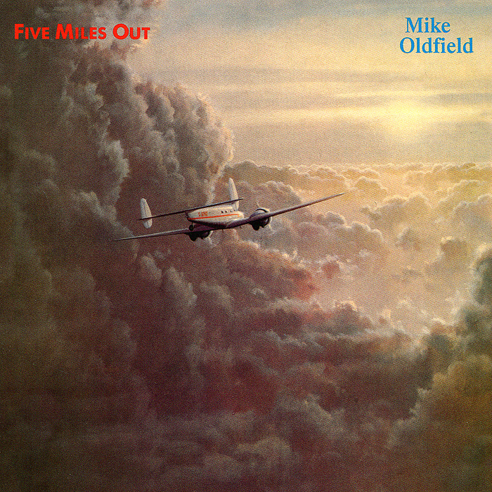 Майк Олдфилд Mike Oldfield. Five Miles Out майк олдфилд mike oldfield man on the rocks limited deluxe edition 3 cd