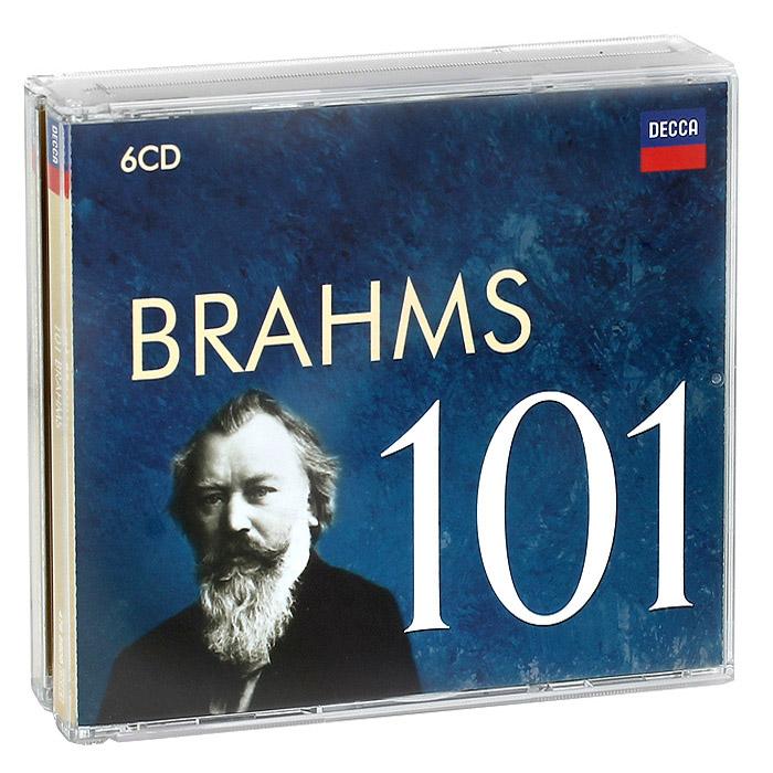 101 Brahms (6 CD) 101 brahms 6 cd