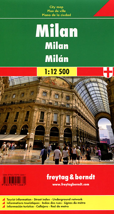 Milan: City Map