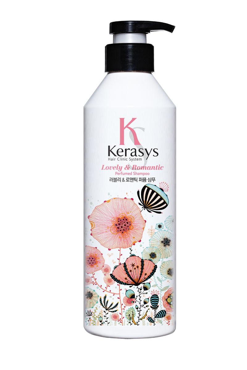 Kerasys Шампунь для волос Perfumed. Романтик, 600 мл992708Специально разработанная формула для поврежденных волос с секущимися концами, восстанавливает структуру волос по всей длине, уменьшает сечение и ломкость. Волосы обретают жизненную силу, блеск и эластичность. Содержит богатые витаминами экстракты цветов базилика и маргаритки. Аромат: романтичный и чувственный, он прекрасен и неповторим словно первая любовь. Едва уловимые нотки жасмина и магнолии подарят ощущение счастья и блаженства. Парфюмерная композиция: Начальная нота: цветы апельсина, цветы белого персика, фрезия. Средняя нота: жасмин, магнолия, маргаритка, ландыш. Нижняя нота: кедр, белый мускус, амбра. Характеристики:Объем: 600 мл. Артикул: 992708. Производитель: Корея. Товар сертифицирован.
