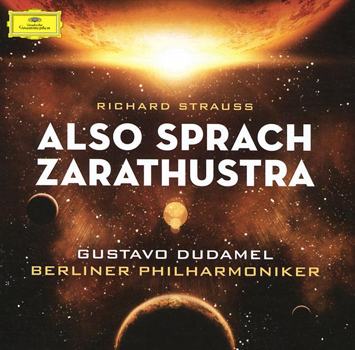 Густаво Дудамель,Berliner Philharmoniker Gustavo Dudamel, Berliner Philharmoniker. Strauss. Also Sprach Zarathustra / Till Eulenspiegel / Don Juan don juan