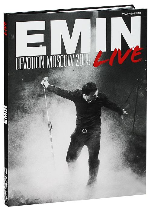 EMIN: Devotion Moscow 2009 - Live футболка для беременных printio мишка me to you