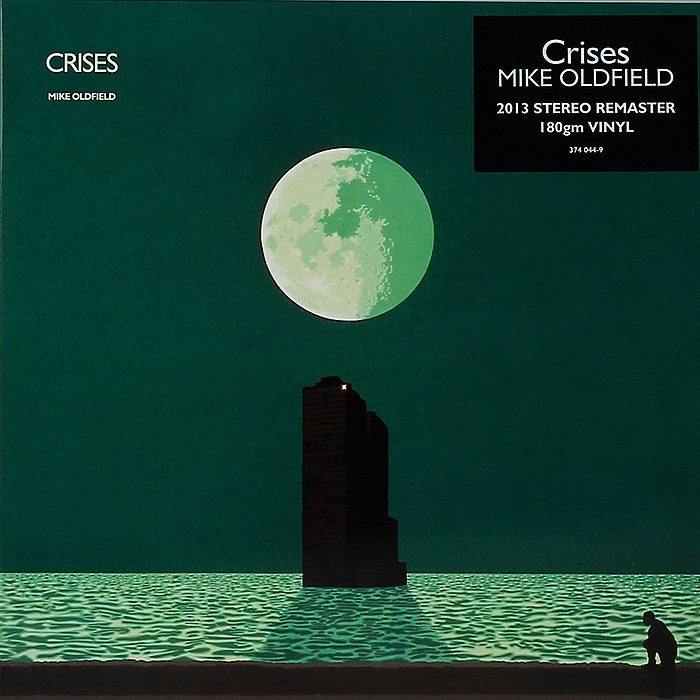 Майк Олдфилд Mike Oldfield. Crises (LP) майк олдфилд mike oldfield five miles out deluxe edition 2 cd dvd