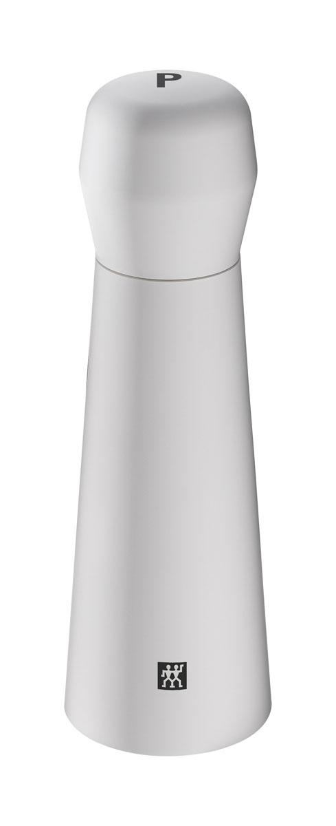Мельница для перца, цет: белый. 39500-02339500-023Мельница для перца предназначена для измельчения перца и специй. Измельчающий механизм выполнен из керамики, корпус из пластика. Мыть влажной тряпочкой. Хранить в недоступном для детей месте. Нельзя мыть в посудомоечной машине.