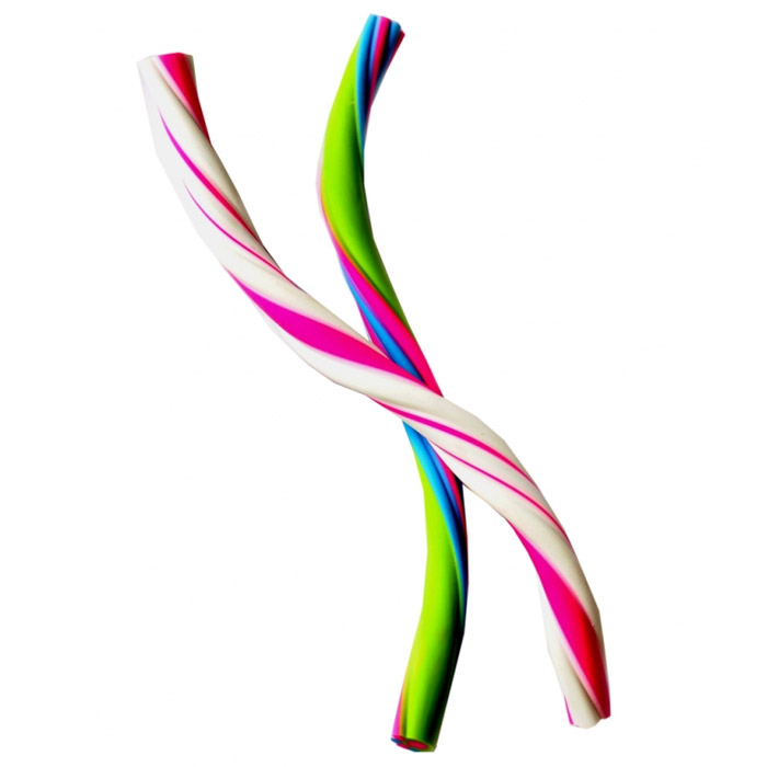Набор ластиков Веревка, 2 шт. 002850002850Набор состоит из 2 эластичных ластиков, выполненных из резины в виде разноцветных крученых веревок.Ластики - это незаменимые аксессуары на рабочем столе не только школьника или студента, но и офисного работника. Набор ярких ластиков поднимет настроение и станет оригинальным сувениром. Характеристики:Материал: резина. Комплектация: 2 шт. Длина ластика: 17 см. Размер упаковки: 8 см х 23 см х 1 см. Артикул: 002850.