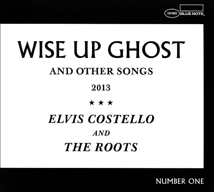 Элвис Костелло,The Roots Band Elvis Costello And The Roots. Wise Up Ghost элвис костелло the attractions elvis costello and the attractions ibmepderoloaml lp
