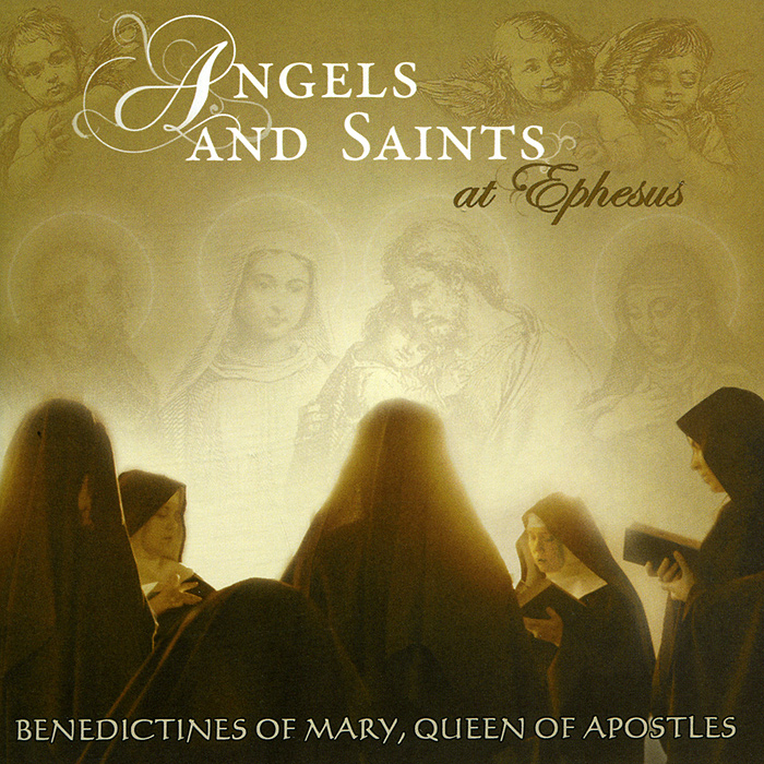 Benedictines Of Mary, Queen Of Apostles Benedictines Of Mary, Queen Of Apostles. Angels And Saints At Ephesus tim vicary mary queen of scots