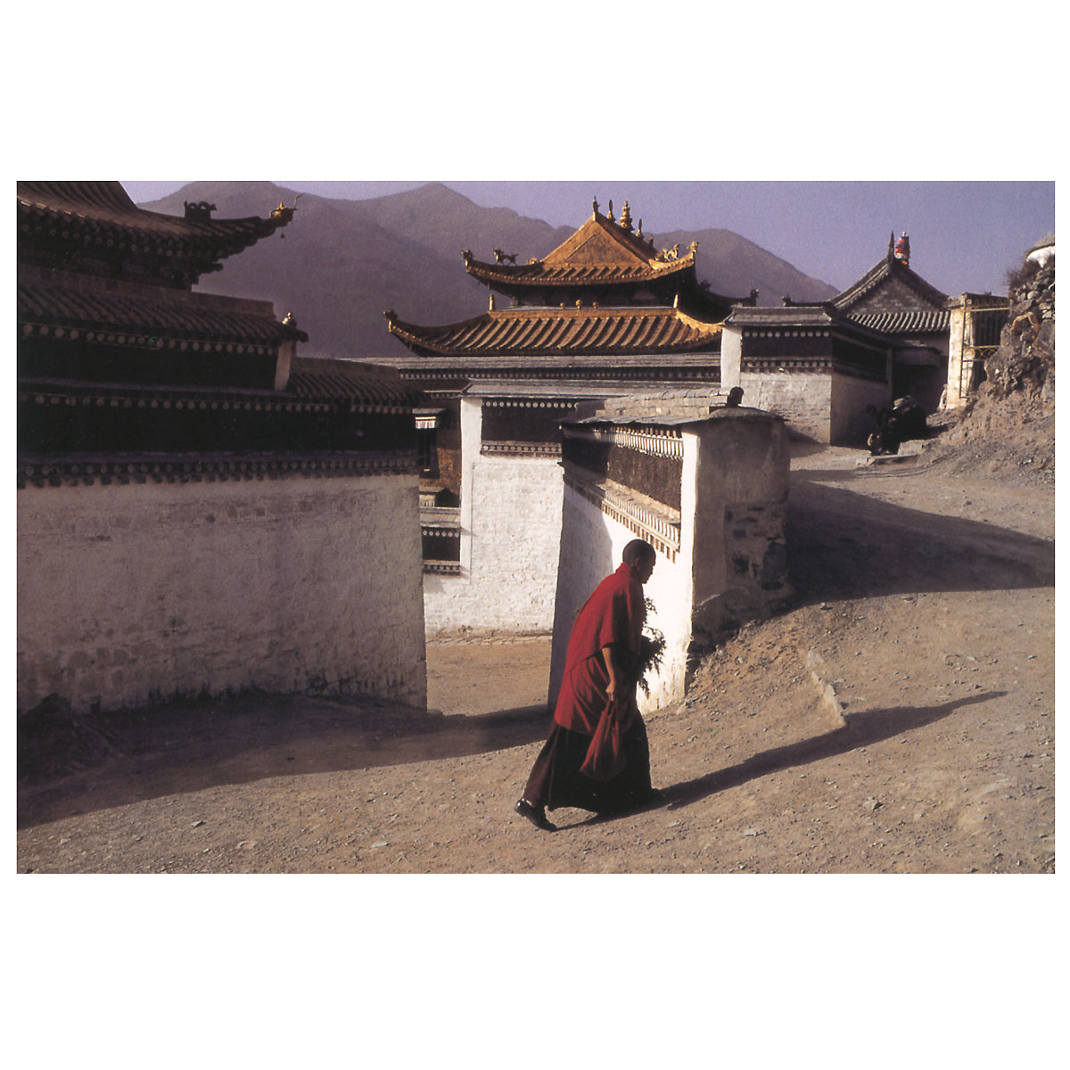 The Path to Buddha: A Tibetan Pilgrimage.
