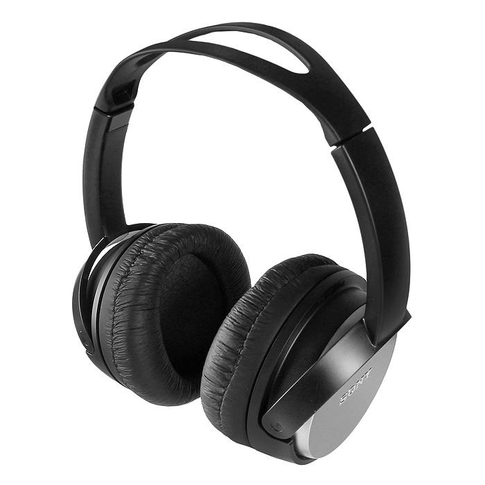 Sony MDR-XD150B, Black наушникиMDR-XD150BПолноразмерные накладные наушники Sony MDR-XD150 позволят Вам получить истинное удовольствие от просмотра фильмов или прослушивания музыки. Наушники закрытого типа обеспечивают качественное звучание, оснащены переключателем режимов (для кино или для музыки), имеют регулируемое оголовье и удобный дизайн ушных чашек. Двухсторонее подключение кабеля удобно для ношения и использования.
