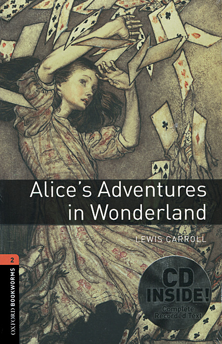 Alice's Adventures in Wonderland: Stage 2 (+ CD-ROM) down the rabbit hole