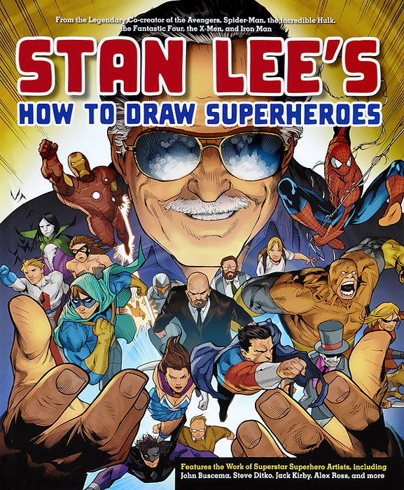 Stan Lee's: How to Draw Superheroes how to draw fairies and mermaids