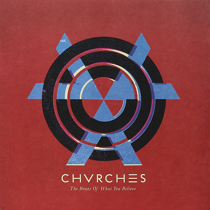 Chvrches Chvrches. The Bones Of What You Believe (LP) biffy clyro biffy clyro the vertigo of bliss