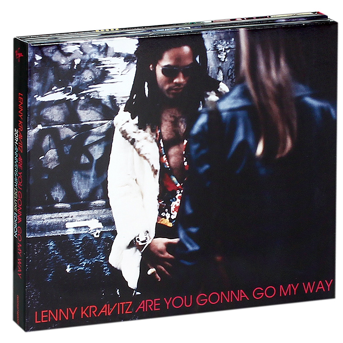 Ленни Кравиц Lenny Kravitz. Are You Gonna Go My Way (2 СD) lenny kravitz