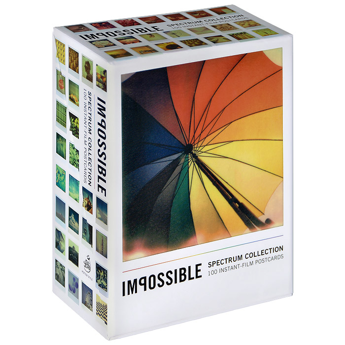 Impossible: Spectrum Collection: 100 Instant-Film Postcards demanding the impossible
