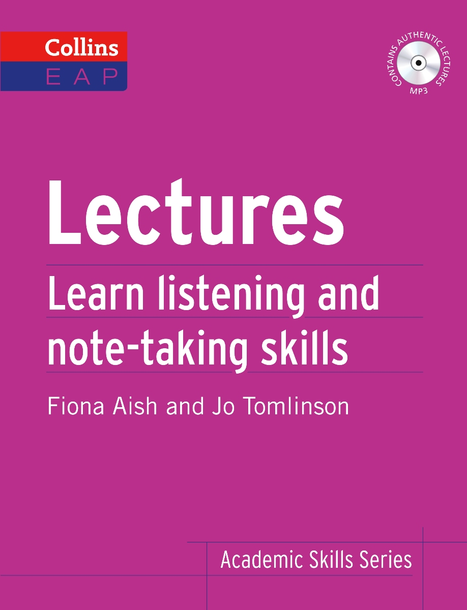 Collins Academic Skills Series: Lectures (incl. MP3 CD) cd phil collins the essential going back