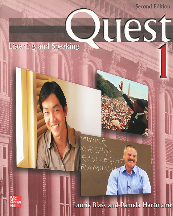 Quest: Listening and Speaking in the Academic World: Book 1