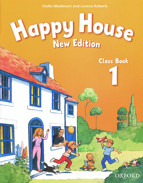 Happy House: Class Book 1 new original xsdh607339 warranty for two year