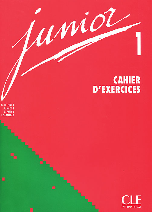 Junior Cahier D'Exrcicese. Leve l le kiosque 3 cahier