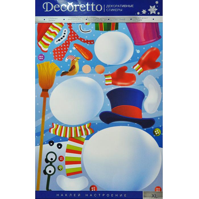 Украшение для стен и предметов интерьера Decoretto
