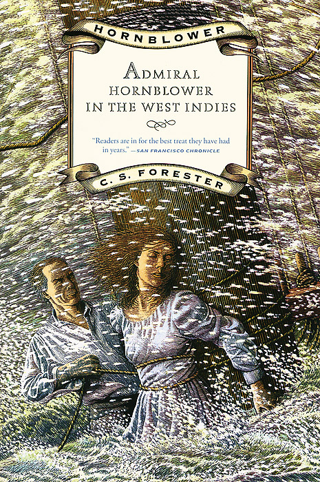 Admiral Hornblower in the West Indies купить