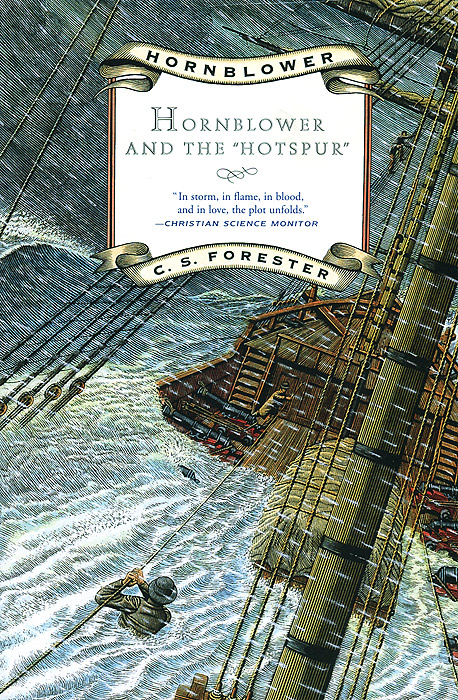 Hornblower and the Hotspuk louane amiens