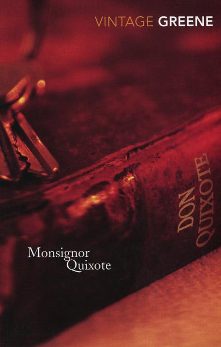 Monsignor Quixote monsignor quixote