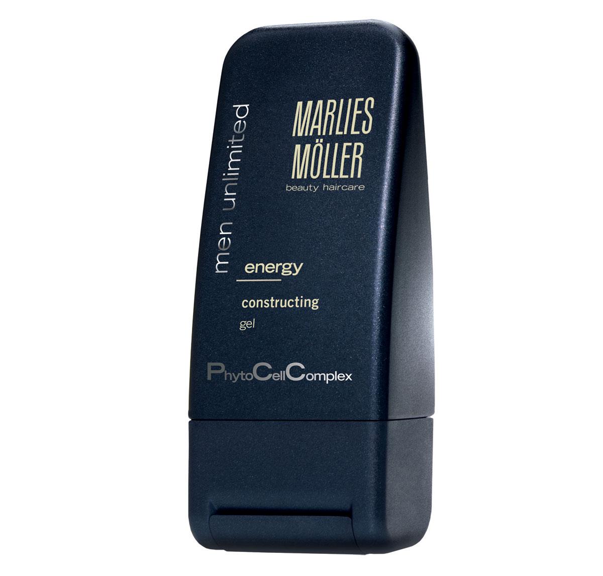 Marlies Moller Структурирующий гель для укладки волос Men Unlimited, для мужчин, 100 мл25846MMsГель рекомендуется для любого стиля, для любого типа волос. Придает волосам силу и обеспечивает естественную фиксацию. Сохраняет гибкость укладки, не склеивает волосы. Легко удаляется при расчесывании. Защищает от повреждающего действия УФ лучей и свободных радикалов. Обеспечивает волосам дополнительное увлажнение. Гель легко распределяется по волосам, имеет нелипкую текстуру, не утяжеляет волосы, полностью и легко смывается. Профессиональный совет: наносите гель на влажные волосы для создания современного делового стиля. Предварительно подсушите волосы полотенцем, затем часть волос, в зависимости от Ваших предпочтений, расчешите в нужном направлении. Нанесите на ладонь небольшое количество геля (размером с грецкий орех) и придайте форму прическе. Закрепите фиксацию с помощью теплового воздействия фена. Можно наносить гель на сухие волосы для создания спортивного стиля. Нанесите гель на ладони и взъерошьте сухие волосы руками. Затем возьмите еще немного средства и придайте форму отдельным прядям.Возьмите небольшое количество средства. В зависимости от желаемого эффекта нанесите на сухие или подсушенные полотенцем волосы. Уложите как обычно.