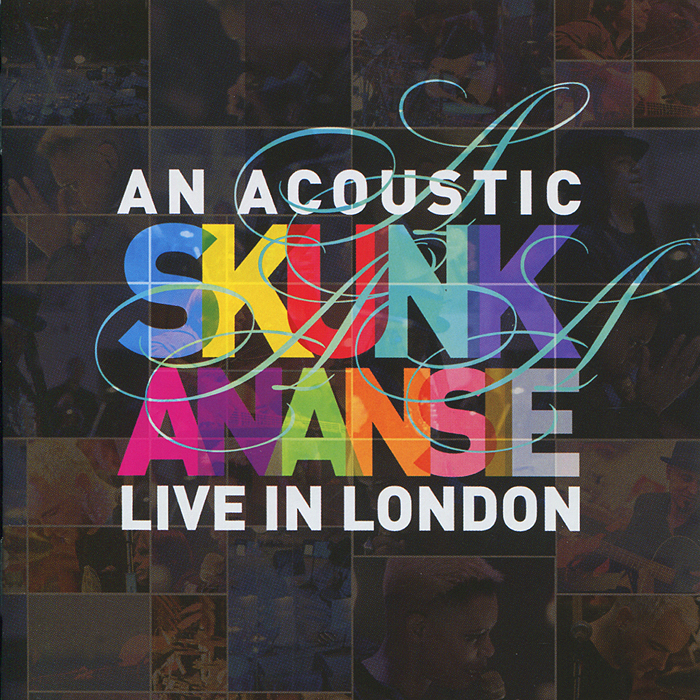 Skunk Anansie An Acoustic Skunk Anansie. Live In London (CD+DVD) i take you uab cd