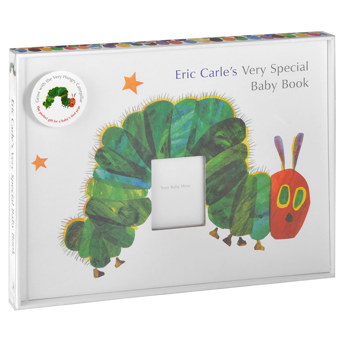 Eric Carle's Very Special Baby Book bristow eric eric bristow the autobiography
