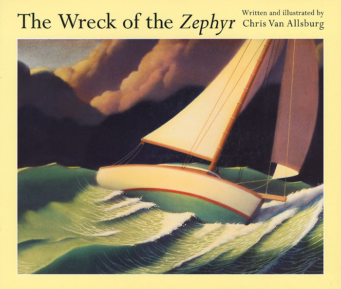 The Wreck of the Zephyr a hat full of sky
