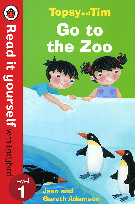 Topsy and Tim Go to the Zoo: Level 1 jean adamson topsy and tim start school