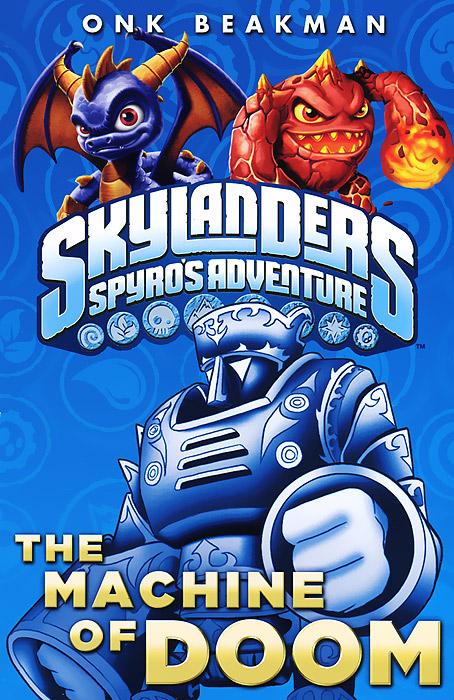Skylanders: The Machine of Doom skylanders spyro s adventure стартовый набор