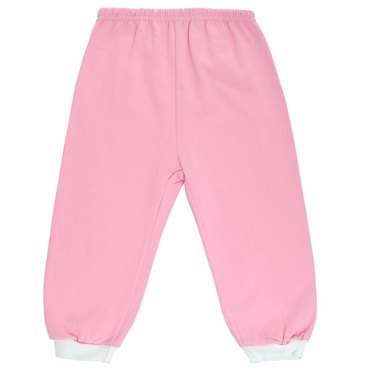 Ползунки Трон-Плюс, цвет: розовый. 5325. Размер 86, 18 месяцев