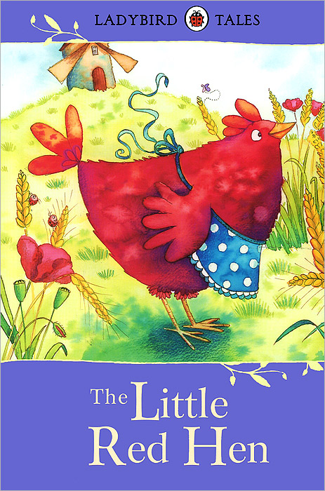 Little Red Hen the disappearance of the dice magic props black white red