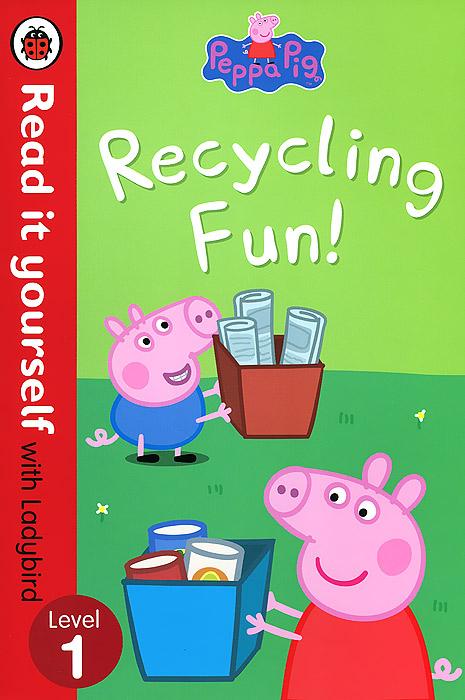 Peppa Pig: Recycling Fun: Level 1 recycling fun