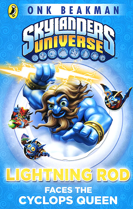 Skylanders Universe: Lightning Rod Faces the Cyclops Queen