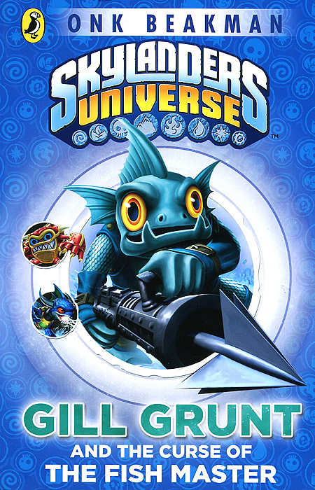 Skylanders Universe: Gill Grunt and the Curse of the Fish Master