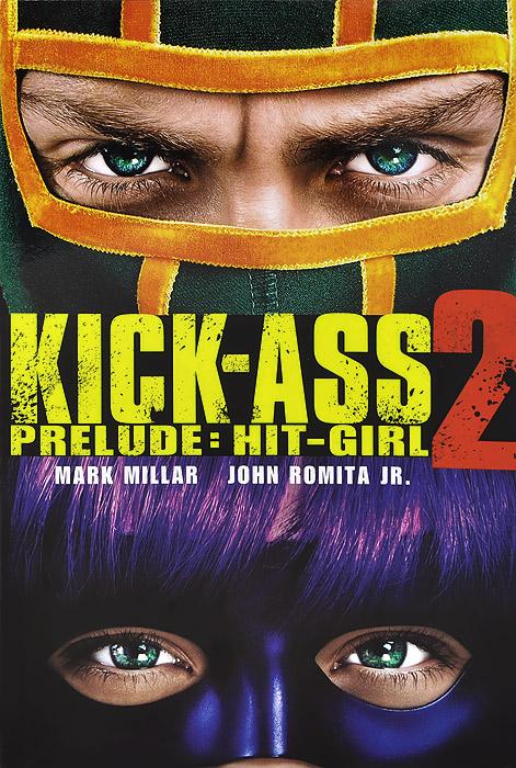 Kick-Ass 2 Prelude: Hit-Girl футболка toy machine kick ass black