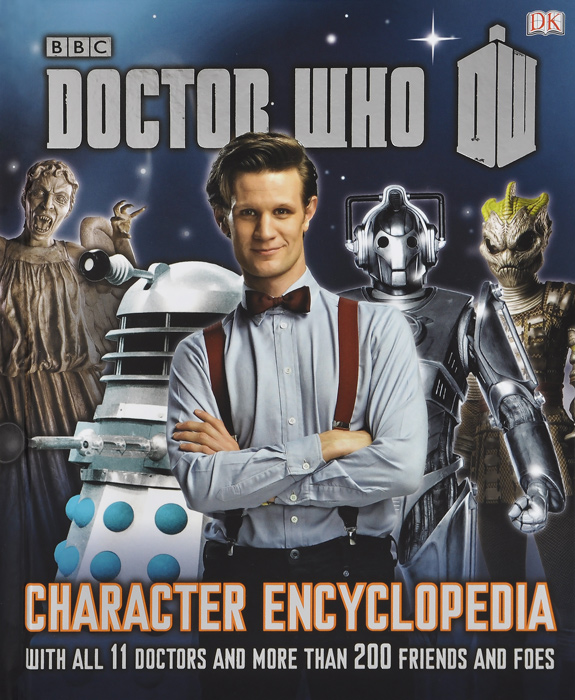 Doctor Who: Character Encyclopedia stephen cole doctor who ten little aliens